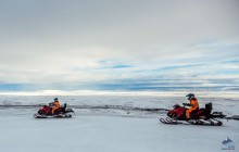 Glacier Snowmobile Tour from Gullfoss