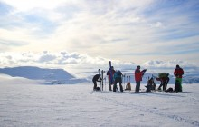 Skiing the Mountains and Fjords of the North (6 Days)