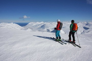 A picture of Oceans, Valleys and Peaks Skiing Trip (6 Days)