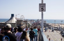 1 Day Tour To Huntington Beach, Long Beach, Muscle
