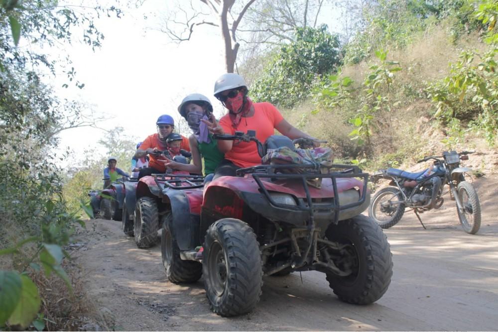 ATV & Rafting Jungle River Adventure