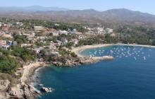 Puerto Escondido Land & Sea Tour