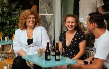 Private: Greek Evening with Drinks, Meze & Tavernas