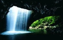 Waitomo Triple Glowworm Cave Tour (Private Transport)