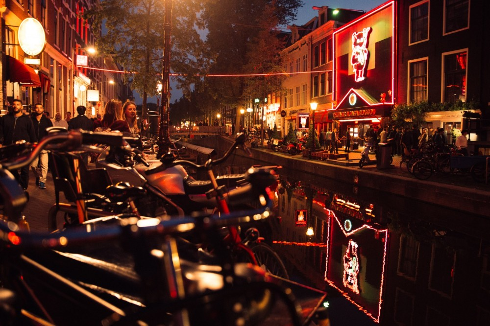Private: Red Light District Tour with a Local
