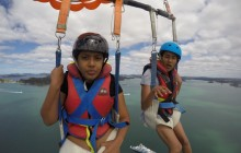 Private Parasail trip