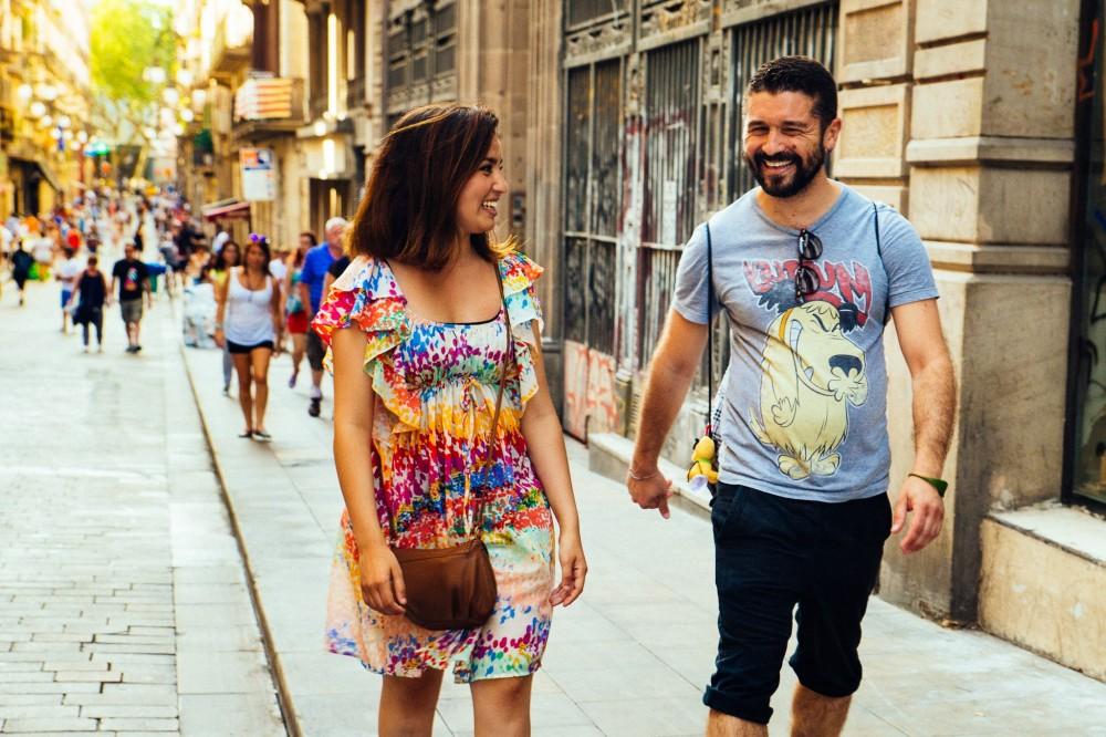 Private: Barcelona Like a Local Tour