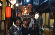Golden Gai Food Tour in Shinjuku