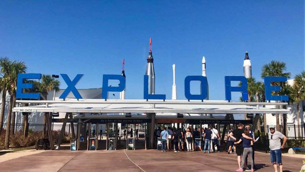 1 Day Tour To Kennedy Space Center & Outlet Shopping