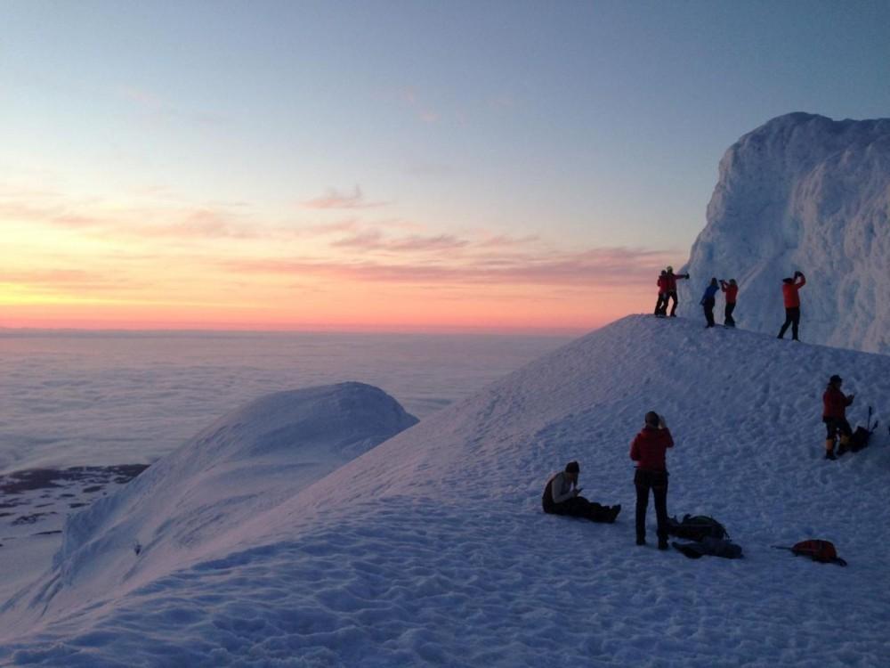 Snæfellsjökull Glacier Hike from Reykjavik