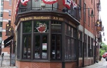 Historic Taverns Pizza Tour