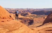 Amasa Back + Ahab Single Track Mountain Bike Tour