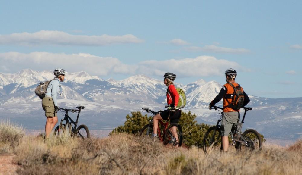 Dead Horse Point Singletrack Bike Tour