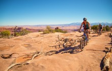 Dead Horse Point Singletrack Bike Tour