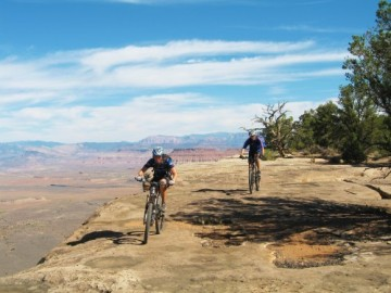 A picture of Gooseberry Mesa 3 Day Mountain Bike Trip