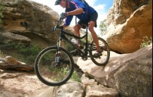 Gooseberry Mesa 4 Day Mountain Bike Trip
