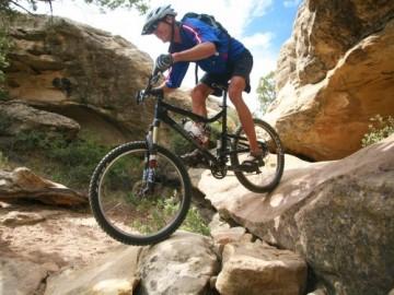 A picture of Gooseberry Mesa 4 Day Mountain Bike Trip