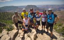 Grand Canyon North Rim 4 Day Mountain Bike Trip