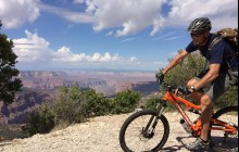 Grand Canyon North Rim 5 Day Mountain Bike Trip