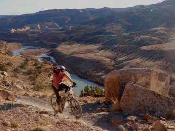 A picture of Kokopelli Singletrack 3 Day Mountain Bike Trip