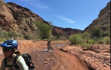 Kokopelli Trail 5 Day Mountain Bike Trip