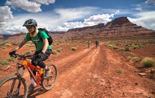 Needles To Moab Canyonlands 4 Day Biking Trip