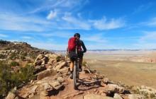 North Klondike Singletrack Mountain Biking Tour