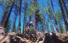 Oregon Cascade Mountain Singletrack 5 Day Trip