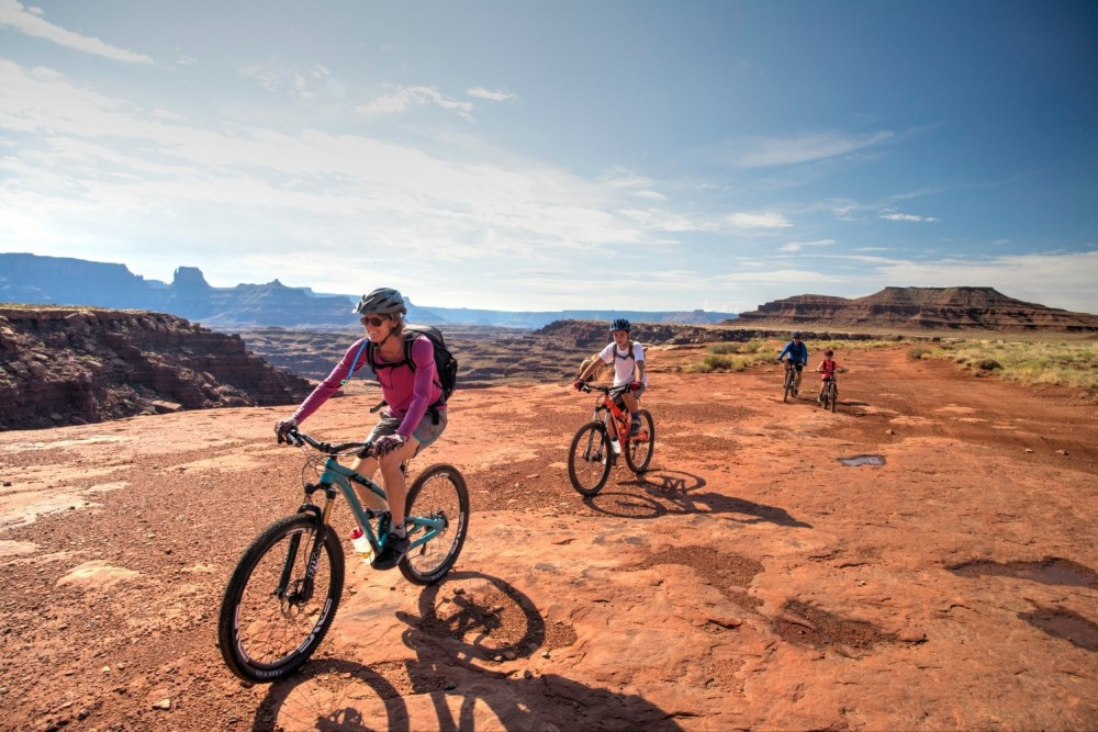 White Rim 3 Day Mountain Bike Trip