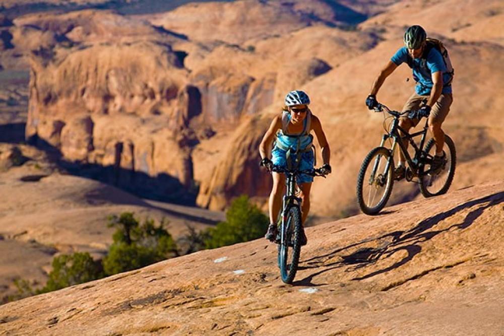 Slickrock Trail Mountain Bike Tour