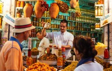 Private: Flavors of Marrakech with 10 Tastings
