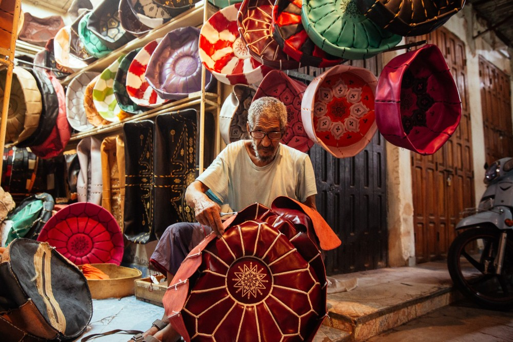 Private: The Real Souks Experience with Artisans & Their Crafts