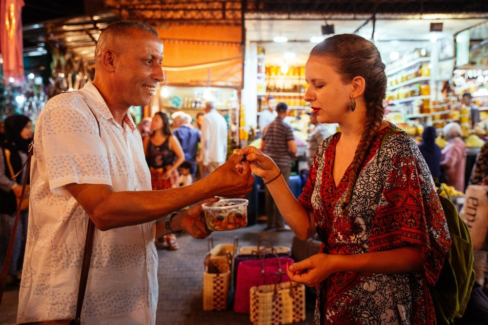 Private: The Magic of Marrakech by Night Tour