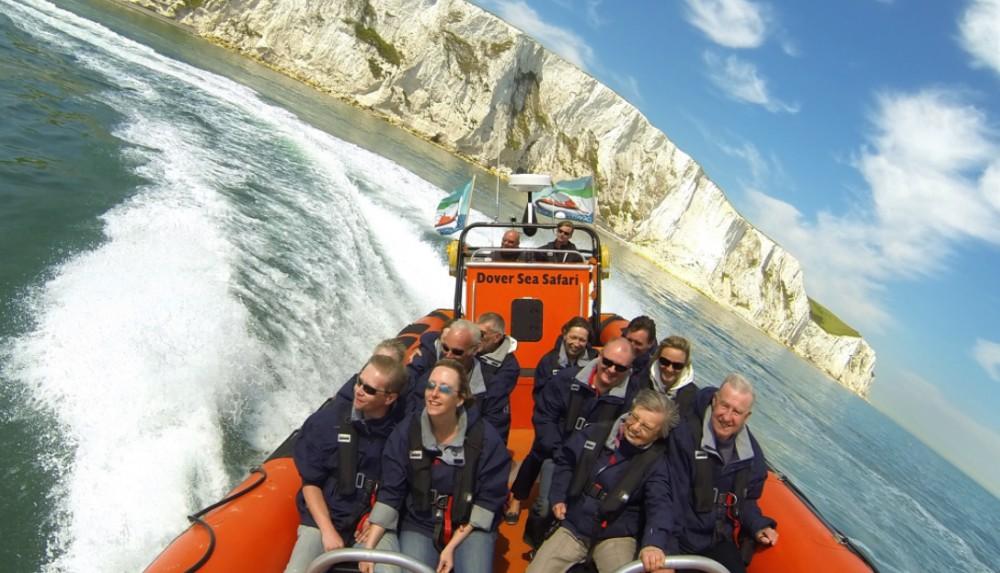 White Cliffs & Beyond Boat Tour
