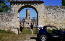 Self-Guided Wine Tour of Saint-Emilion in a Cabriolet Convertible