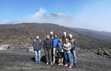 Mount Etna, Wine and Alcantara Small Group Tour