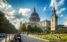 Afternoon London: St Pauls, Tower of London, Thames River Cruise