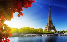 Celebrate Paris - escorted with Champagne Lunch Cruise
