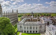 Oxford and Cambridge Universities Full Day Tour