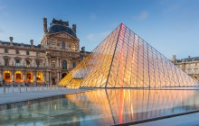 Paris at Leisure Unescorted with Eurostar
