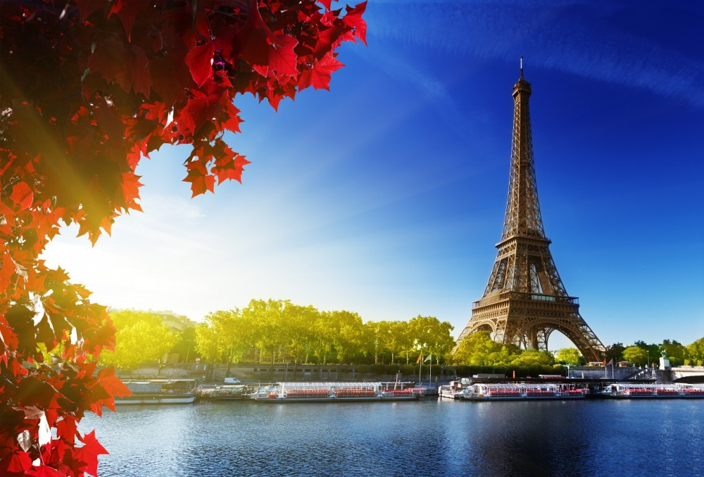 The Magic Of Paris - Semi-Escorted Day Trip from London