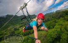 Treehouse Plus Kauai Zipline Tour
