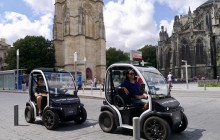 Self-Guided Tour of Bordeaux's Must-Sees in an Electric Vehicle