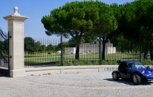 Self-Guided Wine Tour of Margaux Médoc in Cabriolet Convertible