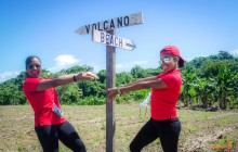 Trinidad Mud Volcano Hike with Food Experience