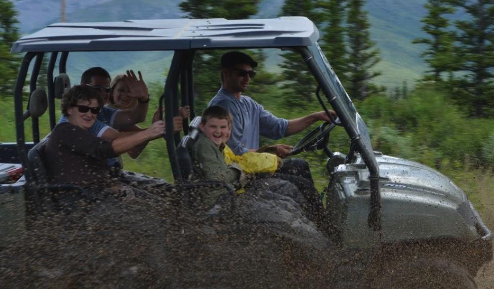 Treasure Hunt ATV Adventure