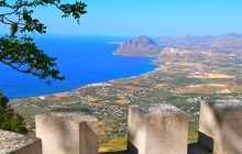 Erice and Segesta with Lunch at an Olive Oil Farm