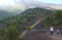 Small Group Tour to Etna at Sunset from Catania