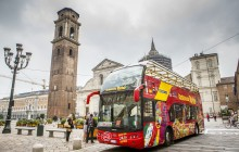 City Sightseeing Hop On Hop Off Turin + Automobile Museum