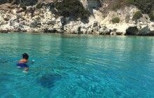 Private Rib Tour to Souda Bay & Secret Beaches Half Day